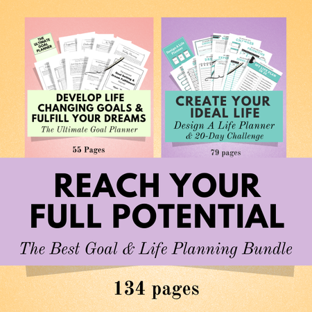 Image of Life Planning Bundle #1 ~ Save $10
