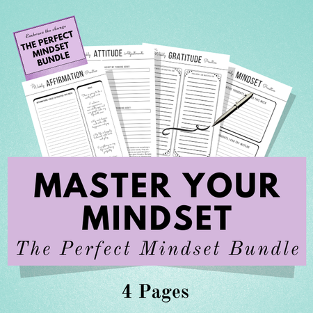 Image of Master Your Mindset Bundle