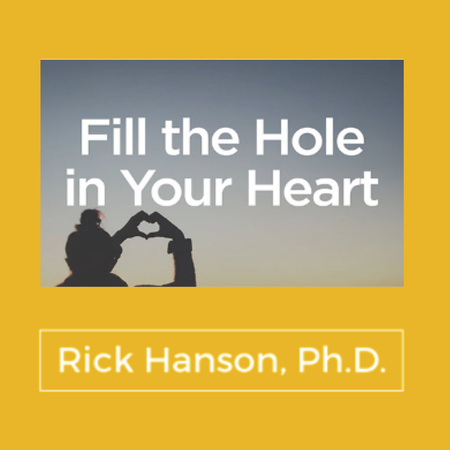 Image of Fill the Hole in Your Heart (Just One Minute series)